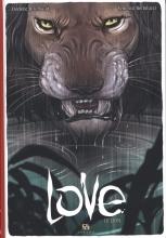 Frederic  Brremaud Love 3 De leeuw
