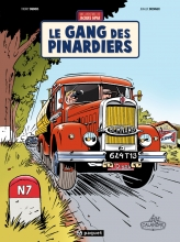 Thierry  Dubois Jacques Gipar 1 De Pinardiersbende