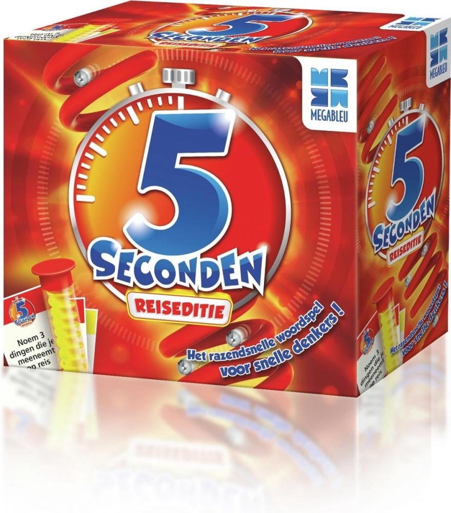 ,5 seconden reisspel