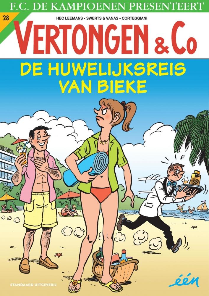 Hec Leemans,,De huwelijksreis van Bieke