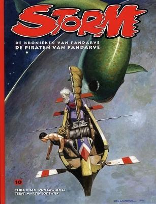 Don Lawrence, Martin Lodewijk,De piraten van Pandarve
