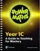 , Power Maths Year 1 Teacher Guide 1C