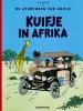 Herg�, Kuifje in Afrika