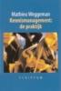 <b>Mathieu Weggeman</b>,Kennismanagement: de praktijk