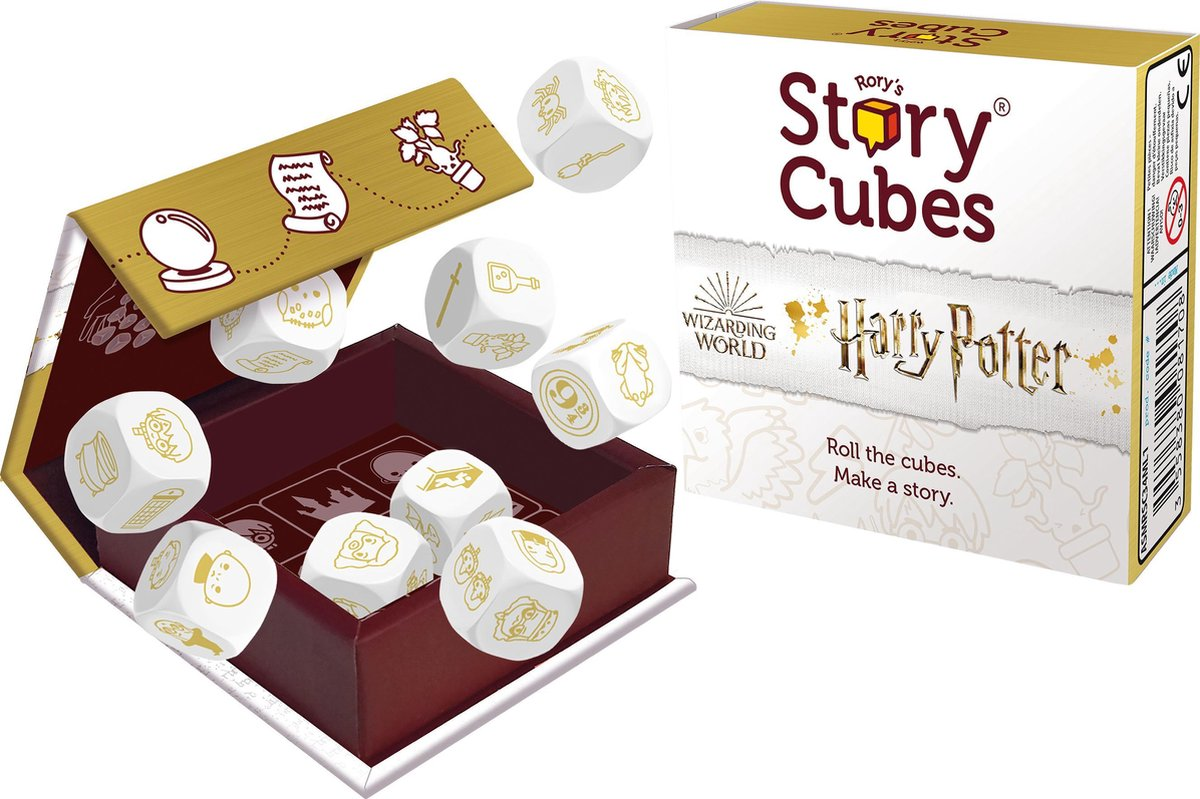 Asm-rsc34ml,Rory`s story cubes harry potter
