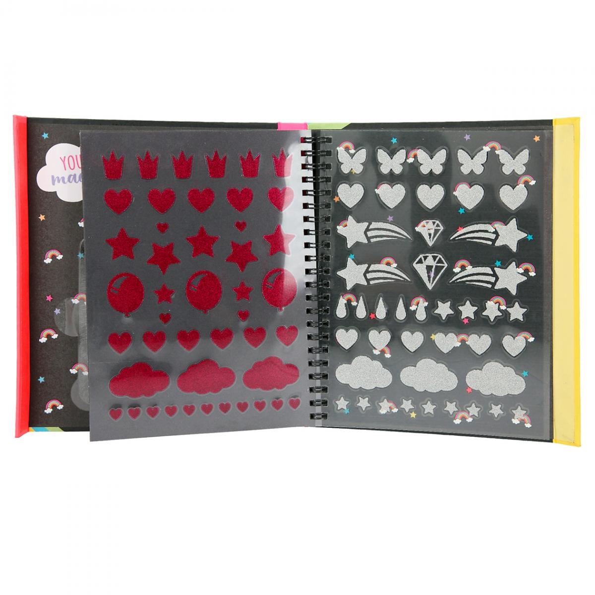 ,Ylvi neon kleurboek set