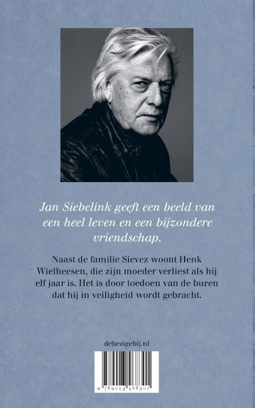 Jan Siebelink,De buurjongen