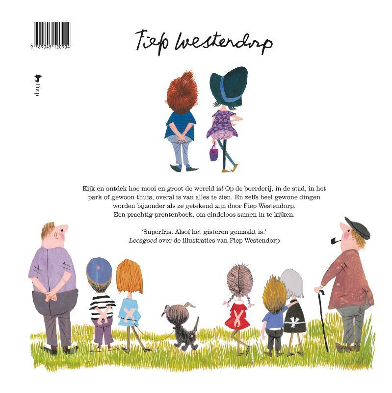 Fiep Westendorp,Het grote Fiep kijkboek