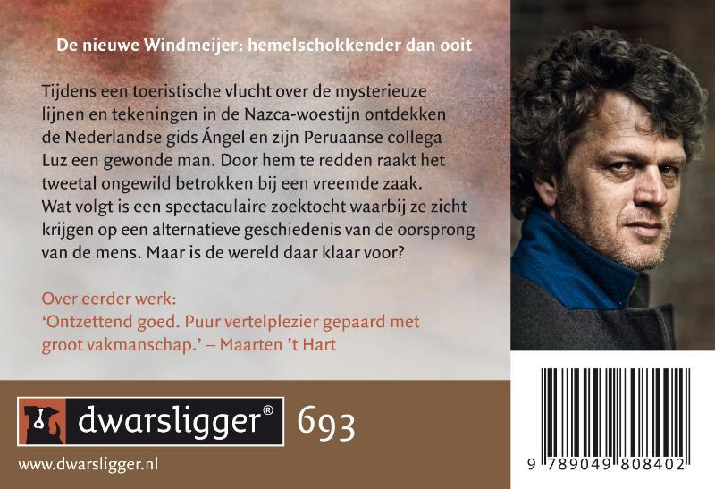 Jeroen Windmeijer,De genesissleutel