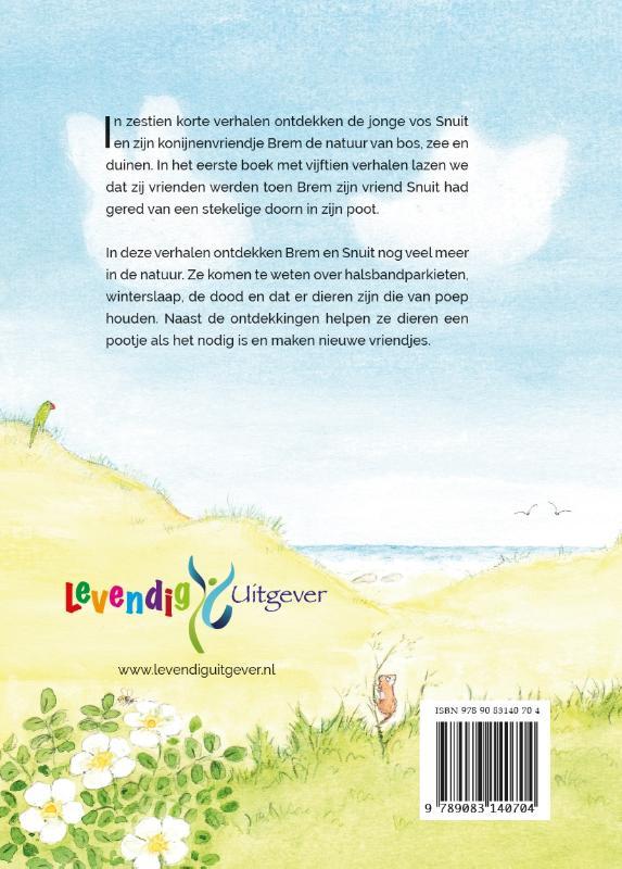Elly-Ann van Luxemburg,Met Brem en Snuit de duinen in