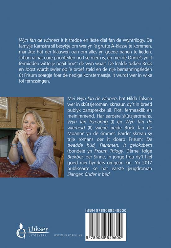 Hilda Talsma,Wyn fan de winners