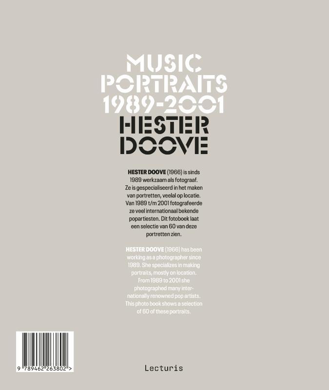 Hester Doove,Music Portraits