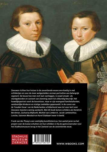 Frank van der Ploeg,Portretten door Zeeuwse meesters uit de Gouden Eeuw