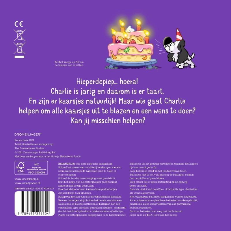 Guusje Nederhorst,Hieperdepiep!