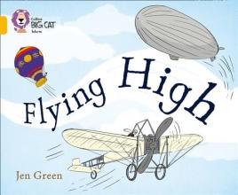 Dr Jen Green Flying High