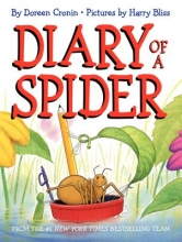 Cronin, Doreen Diary of a Spider