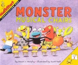 Murphy, Stuart J. Monster Musical Chairs