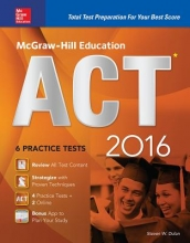 Dulan, Steven McGraw-Hill Education ACT 2016