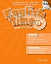 English Time 5. 2nd Edition. Teachers Book with Test Centre & Online Practice Pack