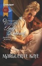 Kaye, Marguerite Outrageous Confessions of Lady Deborah