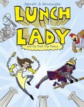 Krosoczka, Jarrett J. Lunch Lady 6