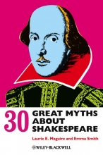 Maguire, Laurie 30 Great Myths about Shakespeare