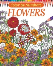 Lennox, Else Color by Numbers - Flowers