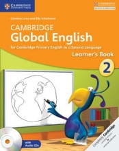 Linse, Caroline,   Schottman, Elly Cambridge Global English Stage 2 Learner`s Book with Audio CDs (2)