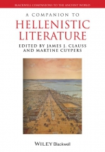 Clauss, James J Companion to Hellenistic Literature