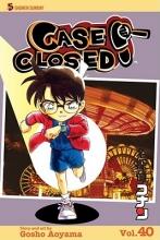 Aoyama, Gosho Case Closed 40