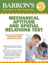 Wiesen, Joel, Ph.D. Barron`s Mechanical Aptitude and Spatial Relations Test