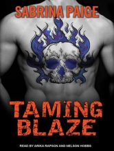 Paige, Sabrina Taming Blaze