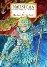 Miyazaki, Hayao,   Kawasaki, Elizabeth Nausicaa of the Valley of the Wind 3