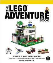 Megan H. Rothrock The Lego Adventure Book, Vol. 3