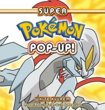 Super Pokemon Pop-up White Kyurem