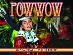 Roberts, Chris Powwow 2017 Calendar