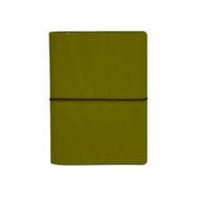 Ciak Lined Notebook Lime