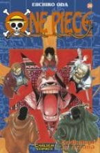 Oda, Eiichiro One Piece 20. Endkampf in  Arbana