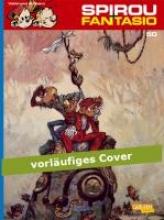 Vehlmann, Fabien Spirou & Fantasio 50: Die dunkle Seite des Z
