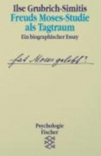 Grubrich-Simitis, Ilse Freuds Moses-Studie als Tagtraum