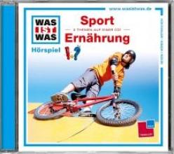 Baur, Manfred Was ist was Hörspiel-CD: SportErnährung