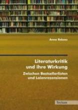 Rokosz, Anna Literaturkritik und ihre Wirkung