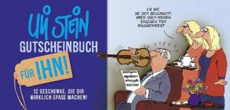 Stein, Uli Gutscheinbuch für IHN