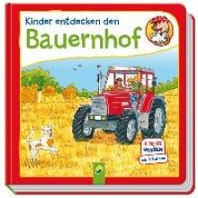 Kinder entdecken den Bauernhof