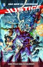 Johns, Geoff Justice League 02: Der Pfad des Schurken