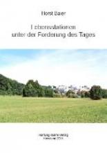 Baier, Horst Lebensstationen unter der Forderung des Tages