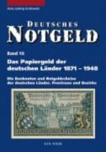 Grabowski, Hans-Ludwig Das Papiergeld der deutschen Länder von 1871 - 1948
