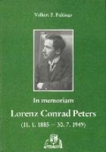Faltings, Volkert F L. C. Peters in memoriam