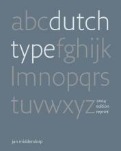 Jan  Middendorp Dutch Type