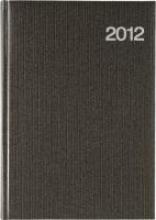 Buchkalender Conform 2018 Visicron schwarz
